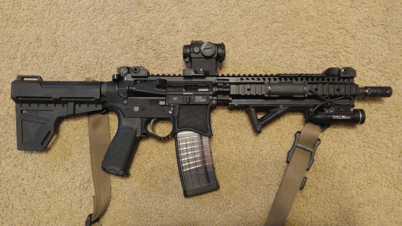 106df7e86cef Shooting AR Pistol 11.5
