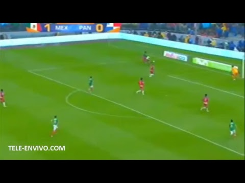 Mexico vs Panama en vivo - partido completo  - 1 septiembre 2017