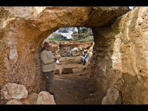 נחשף בירושלים: אחוזת קבר מימי החשמונאים, בית בד – ושובך יונים