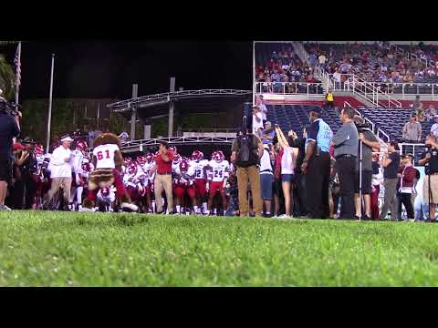 Boca Raton Bowl: FAU Owls Enter the Field - Dec.19, 2017