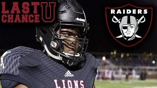 Ronald Ollie Goes From Last Chance U to the NFL! (Last Chance U News)