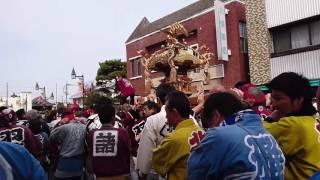 2017栃木県下野市(旧石橋町)弥生宝神祭