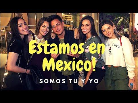 Reencuentro de Somos tu y yo en México, Marzo 2018 ( Sheryl Rubio).