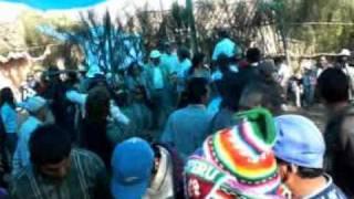 CARHUANCA - VILCASHUAMAN   AYACUCHO PERU (COSTUMBRES TORIL)