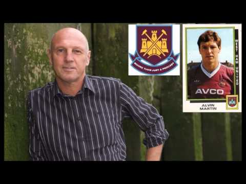 My Interview with West Ham Legend Alvin Martin on Moore Than Just A Podcast