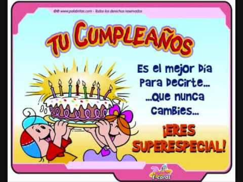 feliz cumpleaños-ALEJANDRO FERNANDEZ
