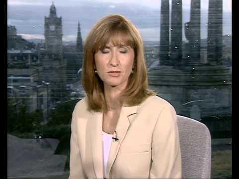BBC Reporting Scotland 1997 Devolution Referendum 12th September 1997