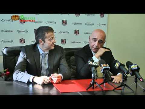 CALDIROLA e AC MILAN: La PARTNERSHIP Continua