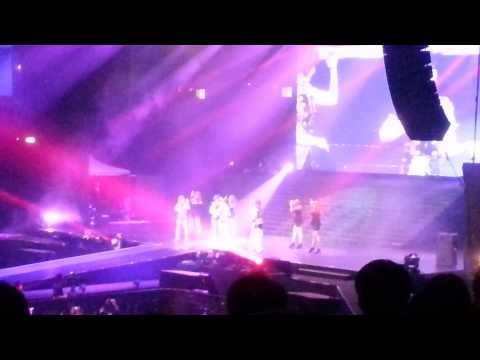 T-ARA SEXY LOVE 2013 @ HK ASIA WORLD EXPO
