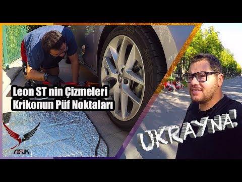 Ukrayna! Leon Çizmeleri Giydi, Krikonun Püf Noktaları S01Bölüm03