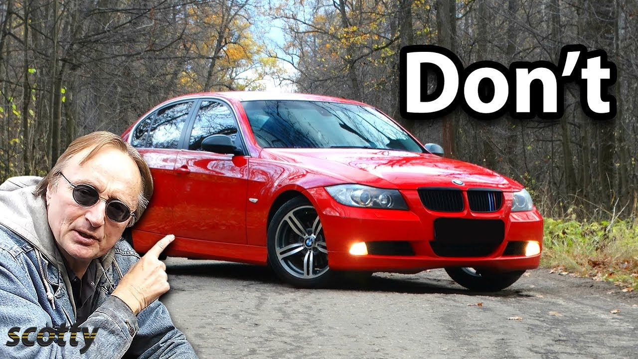 5 Used Luxury Cars You Should Never Buy - YouTube