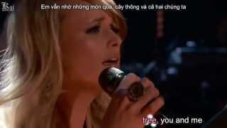 Blake Shelton & Miranda Lambert - Over You (The Voice) Vietsub - Engsub - Kara