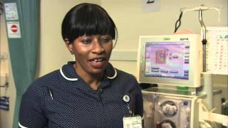 Nursing and midwifery at Epsom and St Helier hospitals