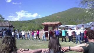 MACEDONIAN MUSIC XALARA (POZDIVISTA) KASTORIA 02/05/2010 1