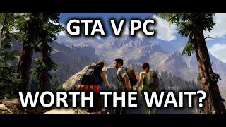 Grand Theft Auto V PC - Video Card Showdown