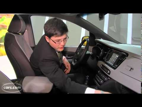 2014 Kia Sedona - Review