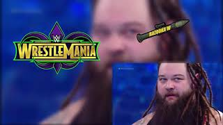 Bray Wyatt helps Matt hardy to win battle royal in Wm