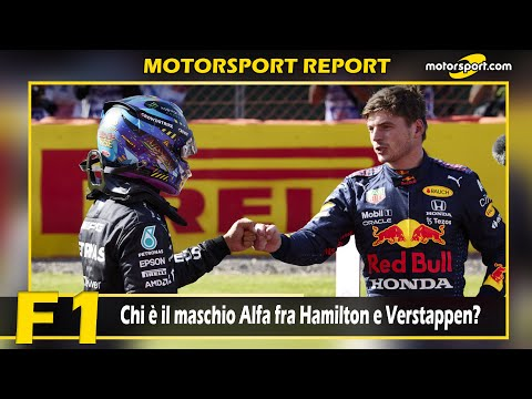 Report F1: chi è il maschio Alfa fra Hamilton e Verstappen?