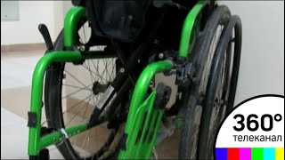 Инвалидную коляску, украденную у девятилетнего мальчика, нашли у священника