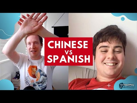 Xiaoma: The truth about learning Chinese vs Spanish