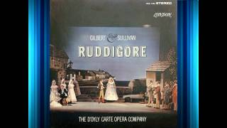 Video Ruddigore (Act 1) - D'Oyly Carte - Gilbert & Sullivan download MP3, 3GP, MP4, WEBM, AVI, FLV Oktober 2017