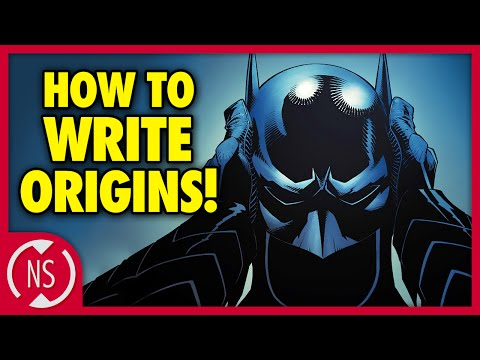 The 3 Kinds of Superhero ORIGIN STORIES! || Comic Misconceptions || NerdSync
