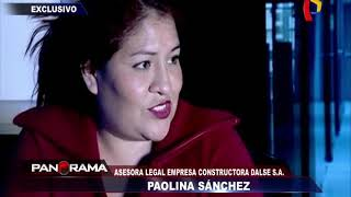 El desagüe del congresista Alcalá: fujimorista denunciado por colusión y asociación ilícita