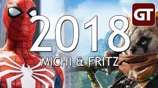 Thumbnail für Spiele-Ausblick 2018: Michi und Fritz freuen sich auf 20 Games – GT-Talk #85