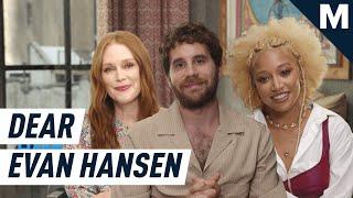 The Cast of 'Dear Evan Hansen' Talks Social Media vs. Reality | Mashable