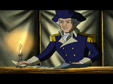 "Liberty`s Kids: #19 ""Across the Delaware"" (1/2)"