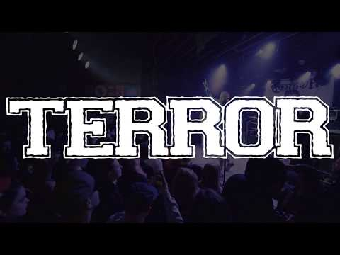 Terror Full Set at 1904 Music Hall