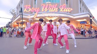 Download lagu  '작은 것들을 위한 시' Boy With Luv - BTS ft. Halsey Dance Cover | The A-code from Vietnam