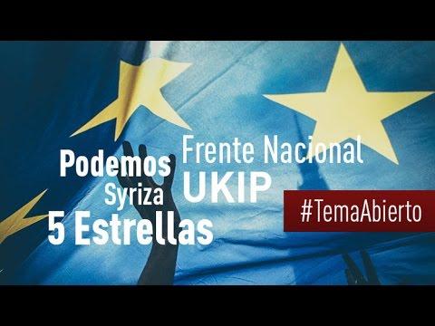 'tema-abierto'-analiza-el-golpe-de-los-partidos-nuevos-en-el-mapa-político-de-europa