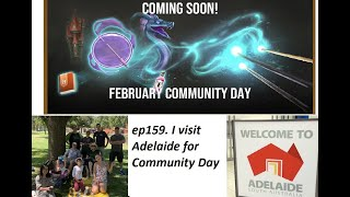 February Community day in Adelaide