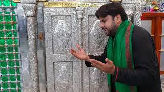 Qurban Jafri 2019  Rul Gye Laal Ali De Noha 201819