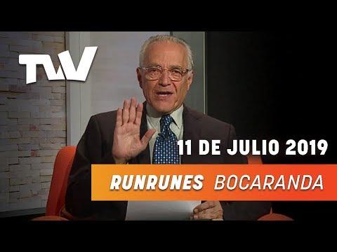 RUNRUNES - Nelson Bocaranda 11-07-2019