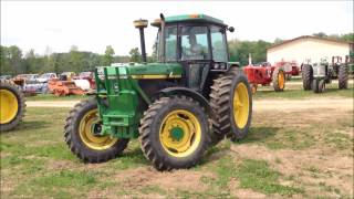 Orbitbid.com - MICHIGAN: ELC Leasing Corporation - 6/3/14-John Deere 3155 tractor