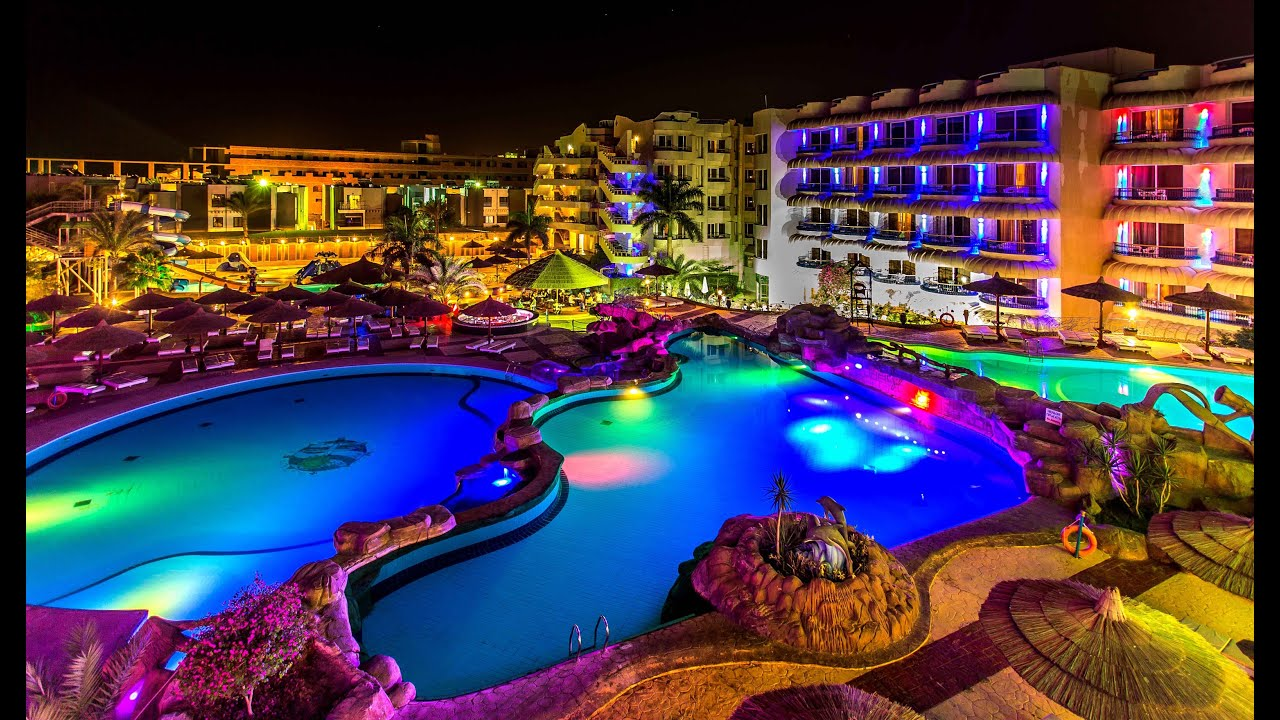 Seagull Beach Hotel Resort 4 Hurgada 2017