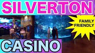 Silverton Casino Mermaid Tank Las Vegas