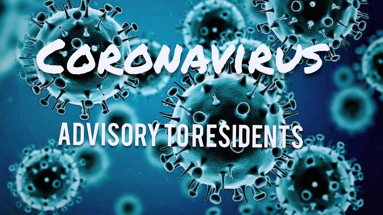 NOVEL CORONAVIRUS (nCoV) | TRAVEL ADVISORY | SYMPTOMS OF INFECTIONS |  HOW TO PROTECT