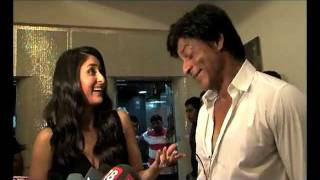 Shahrukh Khan, Kareena Kapoor & Karan Johar at - Ra.One - Wrap Up Party