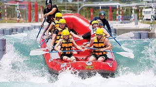 Conferencing and Rafting at Vodafone Events Centre and Vector Wero Whitewater Park