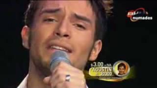 [HD] agustin arguello - hoy tengo ganas de ti (((29/11/09)) YouTube Videos