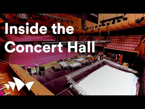 A day in the life of the Concert Hall | Flying Lotus, Martin Seligman & John Waters