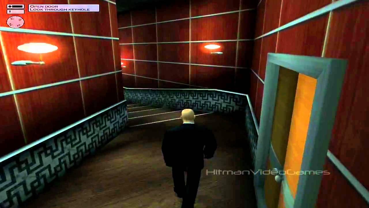Hitman 2 Silent Assassin Mission 12 The Jacuzzi Job Youtube