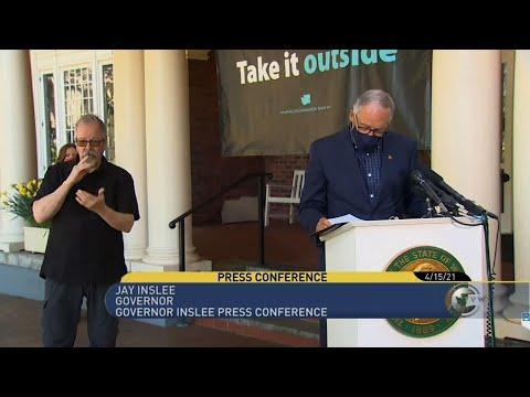 Washington state gov. warns of fourth COVID-19 wave