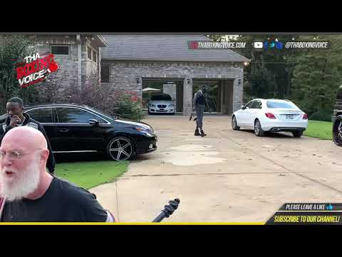 🔴Deontay Wilder Showtime All Access Behind The Scene Footage The Champs Mansion, Wilder vs Fury❗️