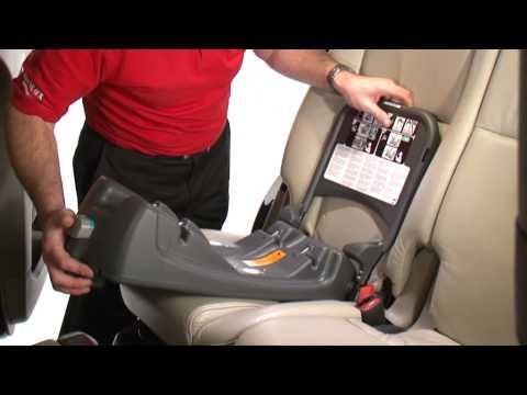 База Baby-Safe Isofix 2011. Видео №1