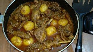 হাঁসের মাংস ভুনা |Bangladeshi Haser Mangsho kala Vuna |Duck Curry Recipe |