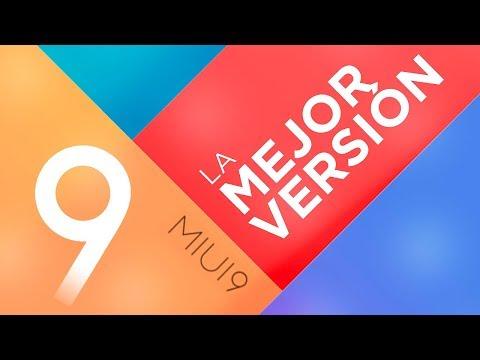 MIUI 9, review en español | INCREÍBLE